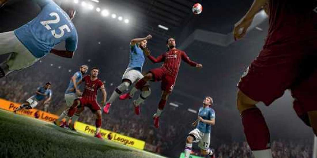 FIFA 21 is set to release on 9th October 2020