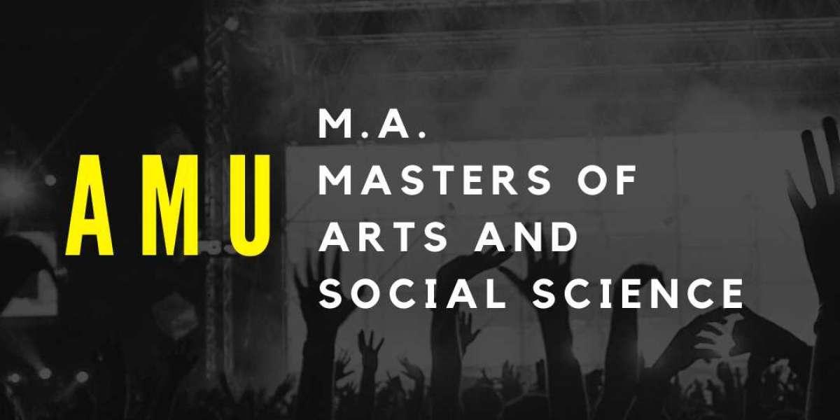AMU Master of Arts & Social Science (M.A)