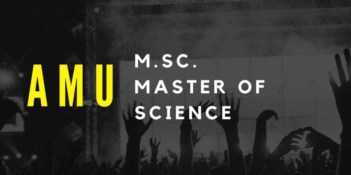 AMU Master of Science (M.Sc.)