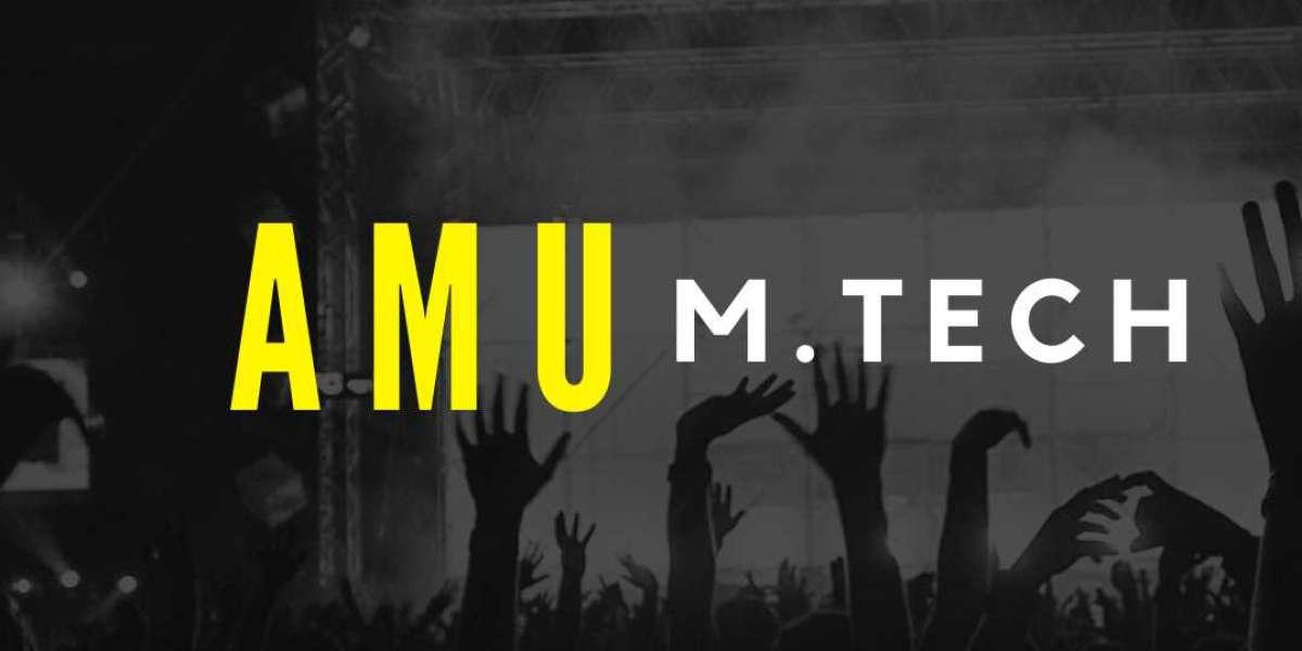 AMU Master of technology (M.Tech)