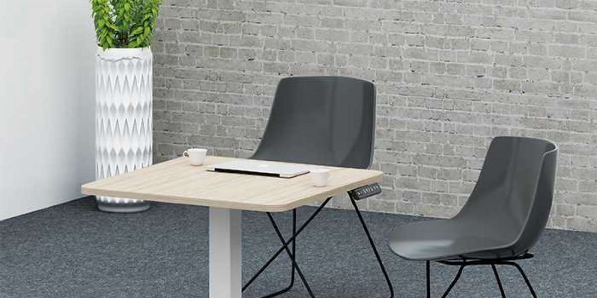 The Benefits of Using Contuo Height-Adjustable Desk