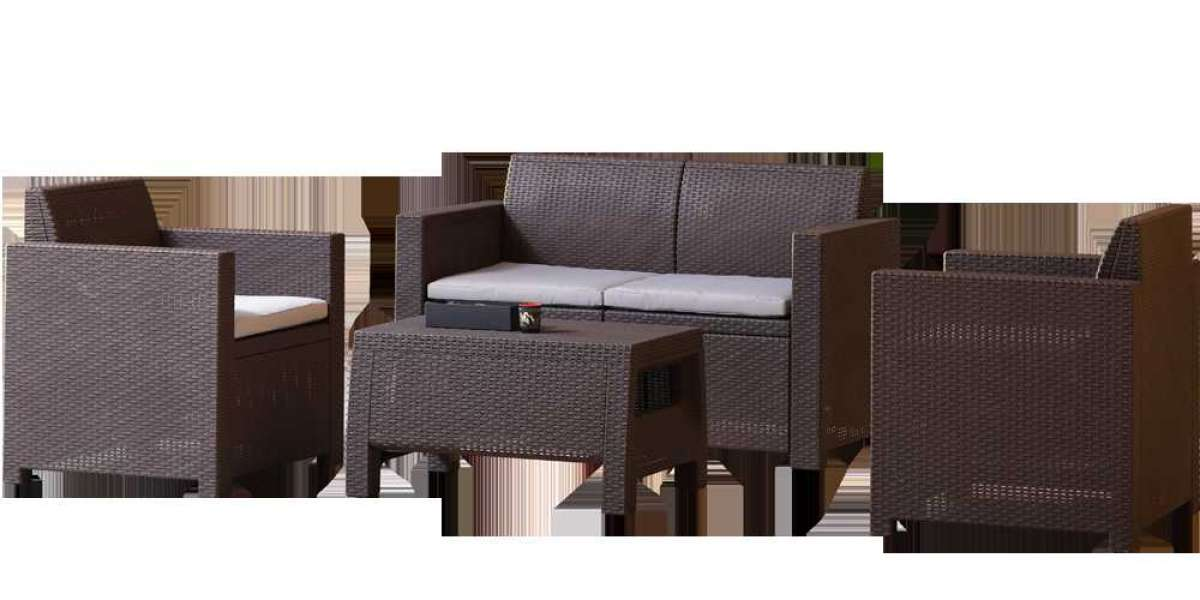 Top Benefits of Having Inshare Outdoor Rattan Lounge Furniture