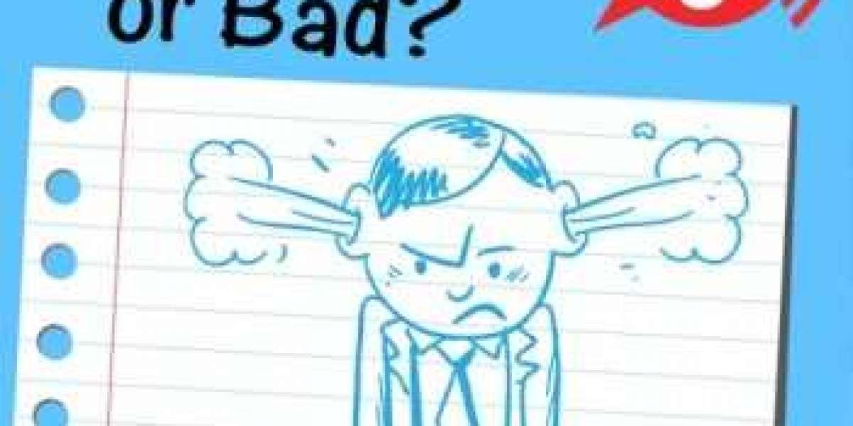 Anger: good ya bad?