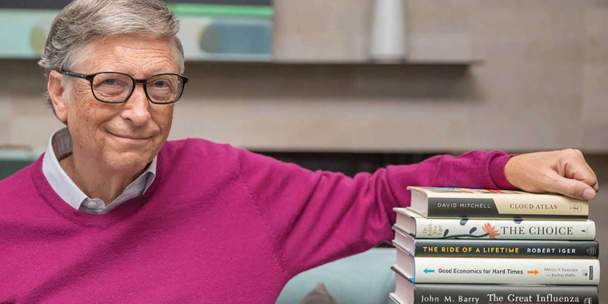 5 Books Bill Gates Read Twice