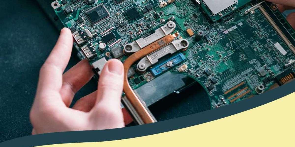 Laptop Service Center Electronic Town | WeReach Infotech